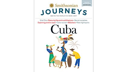 Smithsonian Journeys Travel Quarterly: Cuba