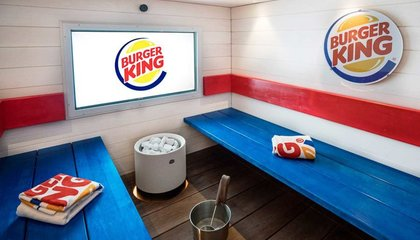 This Burger King Has a Spa Now
