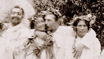 Rare Photographs Could Show Paul Gauguin in Tahiti
