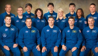 No Stimulus Plan for Astronauts