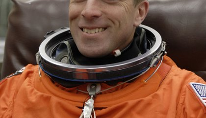 The 500th person in space