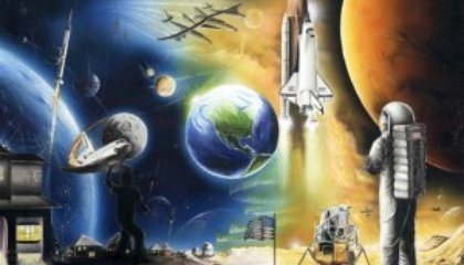 Young Artists and the 50th Anniversary of Human Spaceflight