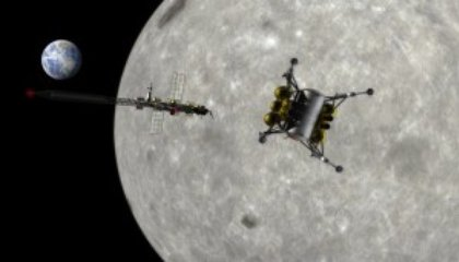 Space Exploration Sets Sail on Lunar Water