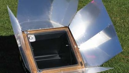 Tips from Solar Oven Chef