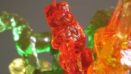 Barley Candy, a Victorian Christmas Goody