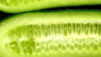 Five Ways to Eat Cucumbers