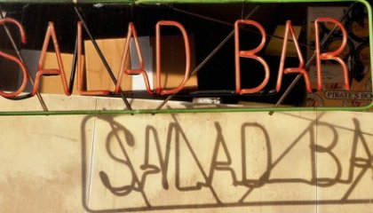 Inviting Writing: The Salad Days of College Food