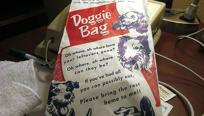 Unwrapping the History of the Doggie Bag