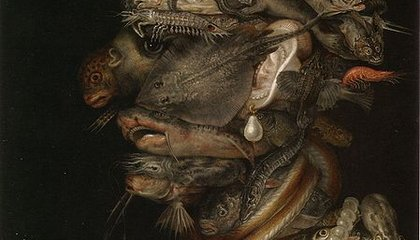 Finding Science in the Art of Arcimboldo
