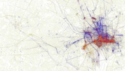 Cities as Seen by Locals or Tourists