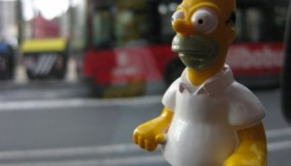 """Is There A """"Homer Simpson Effect"""" Among Scientists?"""