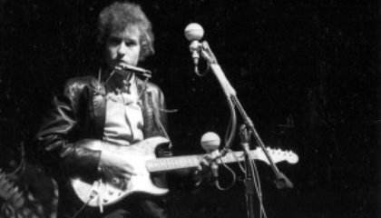 July 25, 1965: Dylan Goes Electric at the Newport Folk Festival