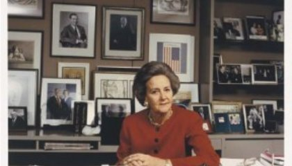 'One Life: Katharine Graham' Opens at the Portrait Gallery
