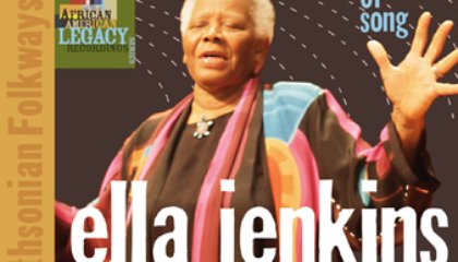"""Ella Jenkins Releases Her Latest Kid's Album, """"A Life in Song"""""""