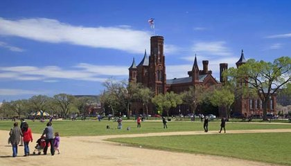 The Smithsonian Museums and The National Zoo Are Open