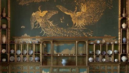 Events: Peacock Room Reopens, Earth Day Celebrations