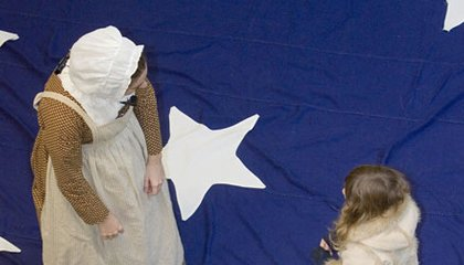Events June 13-17: Star-Spangled Banner, Sketch Time, Honeybees, Laundry and Balloons