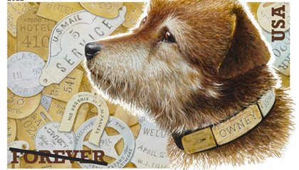 Honoring Owney, the Legendary Post Office Pup