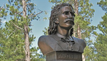 American Wonder Wild Bill Hickok Shot and Killed From Behind on This Day in History