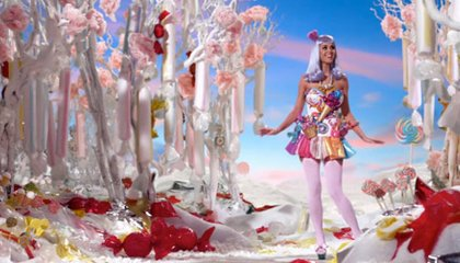 Thirty Years of Food in Music Videos