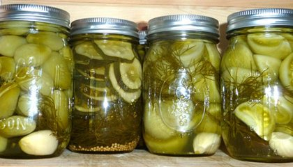 The Sweet and Sour of Pickling