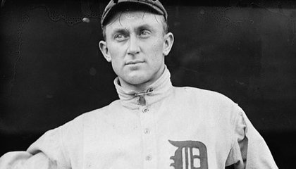 The Knife in Ty Cobb's Back