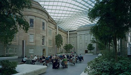 The List: Five Study Nooks in and Around the Smithsonian Museums