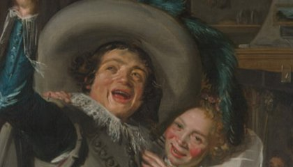 Frans Hals and the Divided Self