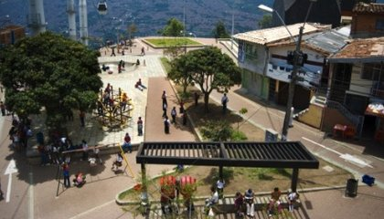 Learning Urban Design From Developing Countries