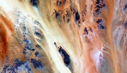 A Ghostly Scream From the Sahara