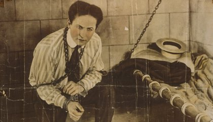 October 31, 1926: Death Proves Inescapable for Even Houdini