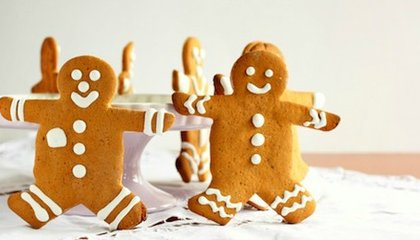 The Gingerbread Man and Other Runaway Foods