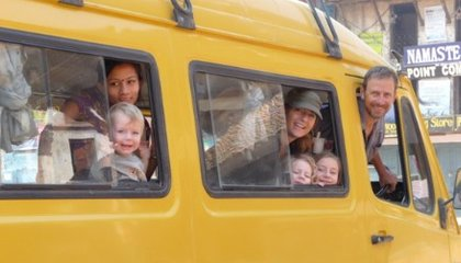 Have Kids, Will Travel