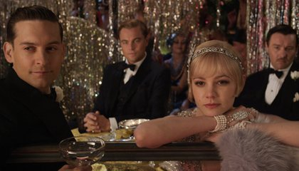 Coming Attractions for 2012: The Great Gatsby in 3D!!