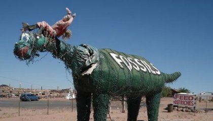 What Are the Worst Roadside Dinosaurs?