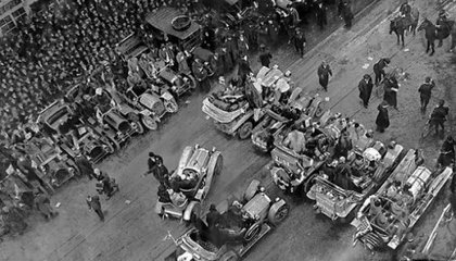 Paris or Bust: The Great New York-to-Paris Auto Race of 1908