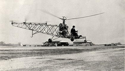 Sikorsky Wants to Pick Your Brain