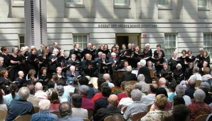 Events May 8-10: Carolyn Morrow Long, Encore Chorale Spring Concert, and The Unknown Aaron Burr