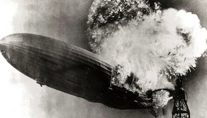 What Really Sparked the Hindenburg Disaster?