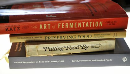 Books on How To Get Pickled