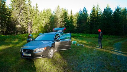 Take a Vacation on Volvo