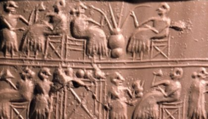 A Sip from an Ancient Sumerian Drinking Song