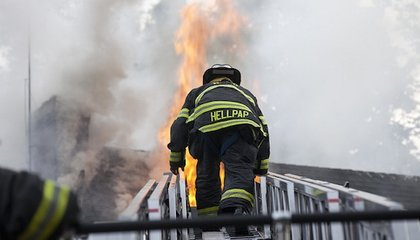 The New York Fire Department Is Burning 20 Houses Down — On Purpose