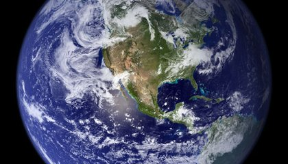 Beautiful New Earth-From-Space Footage from NASA