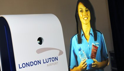 Busy British Airports Rely on Virtual Assistants