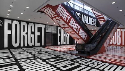 Look at the Writing on the Wall: Barbara Kruger Opens Soon at the Hirshhorn