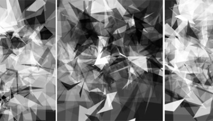 Facial Recognition Software Makes Art from Random Noise