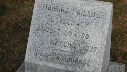 Today We Celebrate the Short, Unhappy Life of H.P. Lovecraft