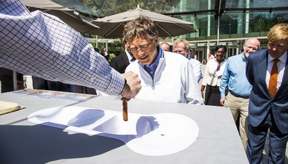 Bill Gates' Potty Mouth – His Eco-friendly Toilet Contest Hands Out $100,000 in Prizes