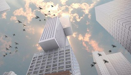 The Unbuilt High-rise Designs of Rem Koolhaas and OMA